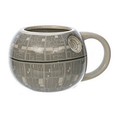 Death Star Mug