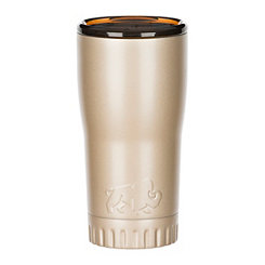 Matte Gold Stainless Steel Tumbler