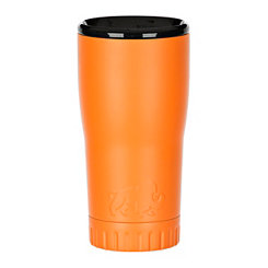 Matte Orange Stainless Steel Tumbler