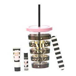 Black Stripe Peach Hydration 4-pc. Gift Set