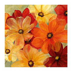Splash of Sunshine Canvas Art Print