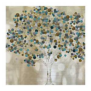 A Mysterious Tree Canvas Art Print