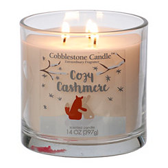 Cozy Cashmere Jar Candle