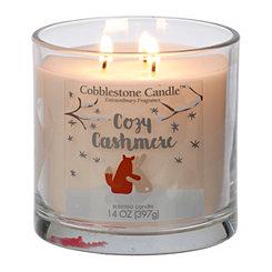 Cozy Cashmere Jar Candle