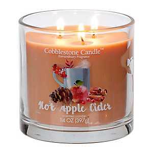 Hot Apple Cider Jar Candle