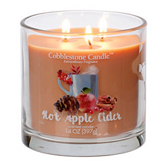 Hot Apple Cider Jar Candle