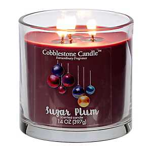 Sugar Plum Jar Candle