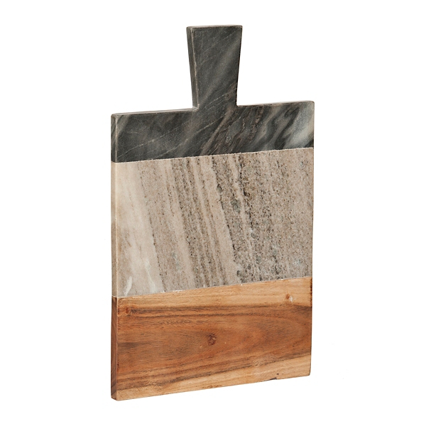 Marble And Wood Paddle Cutting Board Photo Gallery