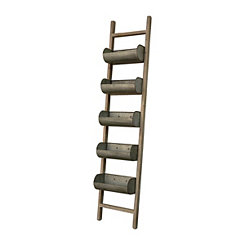 5-Tier Ladder Wall Planter