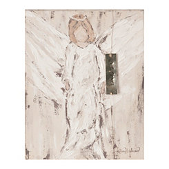 Single Angel Canvas Art Print