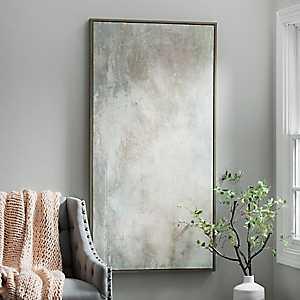 Haze Framed Canvas Art Print