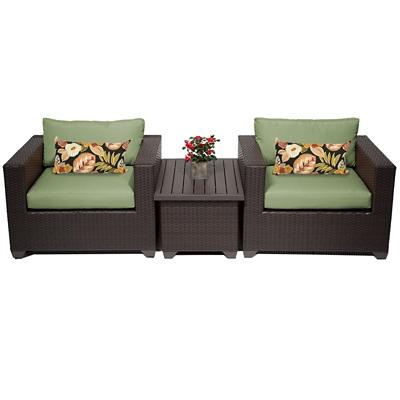 Cilantro Cove Bay Outdoor Seating Set, Set of 3