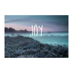 Joy Treetops Canvas Art Print