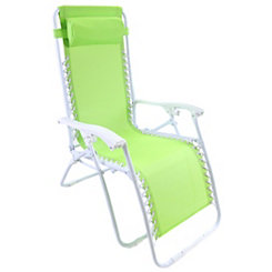 Grass Green Zero Gravity Chair