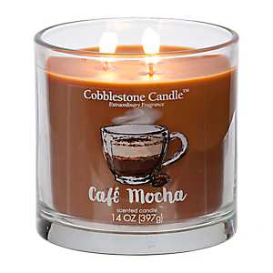 Cafe Mocha Jar Candle