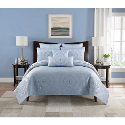 Quarry Pam Medallion 3-pc. King Quilt Set
