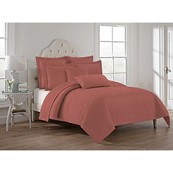 Brick Rachael Circles 3-pc. Full/Queen Quilt Set