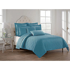 Sky Rachael Circles 3-pc. King Quilt Set