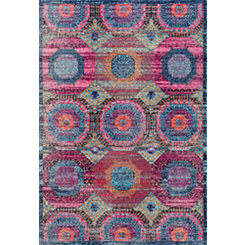 Marva Medallion Area Rug, 5x7