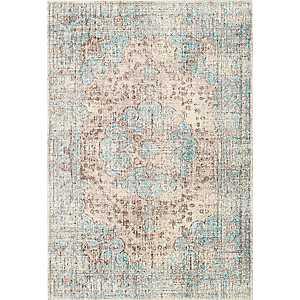 Bobette Vintage Persian Area Rug, 5x7