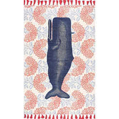 Blue Whale Thomas Paul Area Rug, 5x8