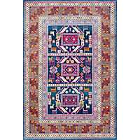 Marisela Tribal Area Rug, 5x7