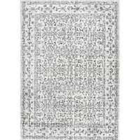 Gray Waddell Vintage Area Rug, 5x8
