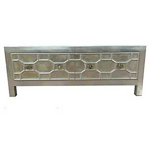 Antique Champagne Skylar Coffee Table