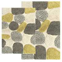 New Willow Pebbles 2-pc. Bath Mat Set