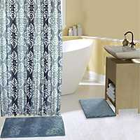 Blue Cosmo 15-pc. Bath Set