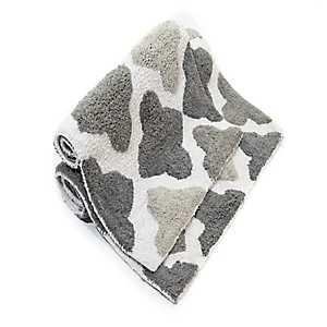 Gray Alloy Moroccan Tiles 2-pc. Bath Mat Set
