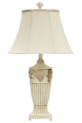 Seaside Cream Table Lamp