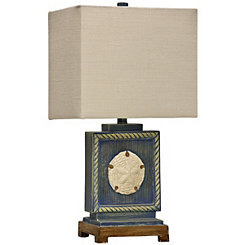 Deep Water Point Coastal Table Lamp