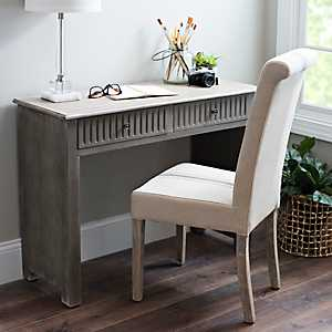 Samantha Rustic Console Table