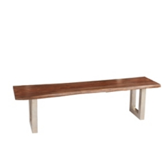 Raina Sheesham Wood Bench