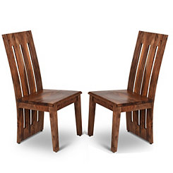 Rania Dining Chairs, Set of 2