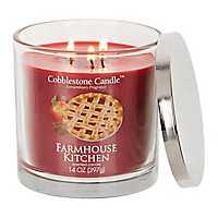 Farmhouse Kitchen Jar Candle