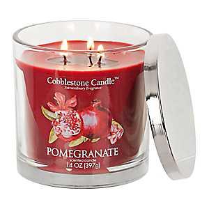 Pomegranate Jar Candle