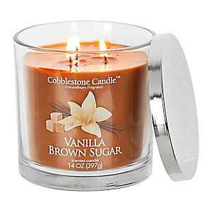 Vanilla Brown Sugar Jar Candle