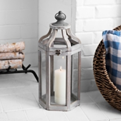 Ryan Gray Wooden Lantern