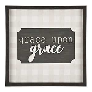 Grace upon Grace Shadowbox