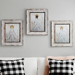 Song of Angels Framed Art Prints