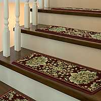 Scarlet Lisbon 5-pc. Stair Tread Set