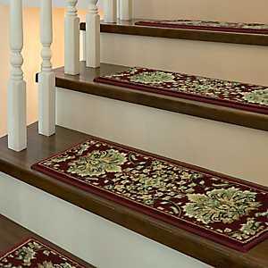 Scarlet Lisbon 5-pc. Stair Tread Set