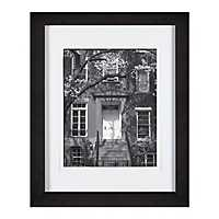 Gallery Black Mat Picture Frame, 11x14
