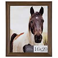 Brown Poster Picture Frame, 16x20