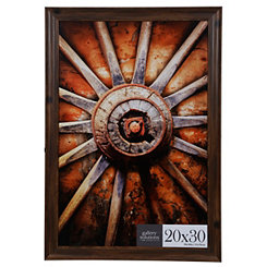Brown Poster Picture Frame, 20x30