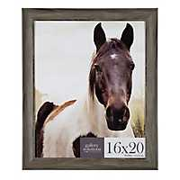 Graywash Poster Picture Frame, 16x20