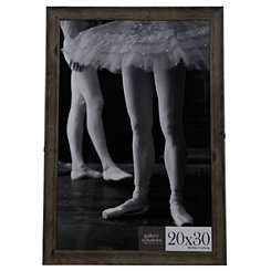 Graywash Poster Picture Frame, 20x30