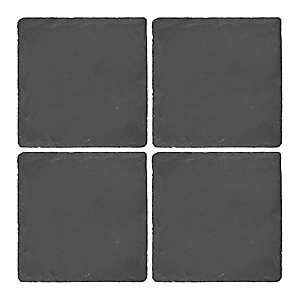 Slate Coasters, Set of 4